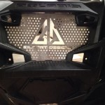 Gilbert Designs Aluminum Grill for RZR 900