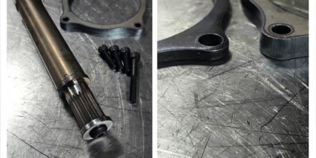 Gilbert Designs Output Shaft Kit