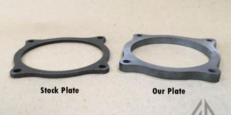 HD retainer plate comparison