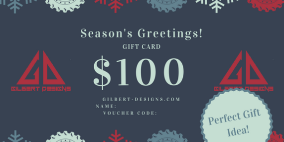 GD Christmas Gift Certificate