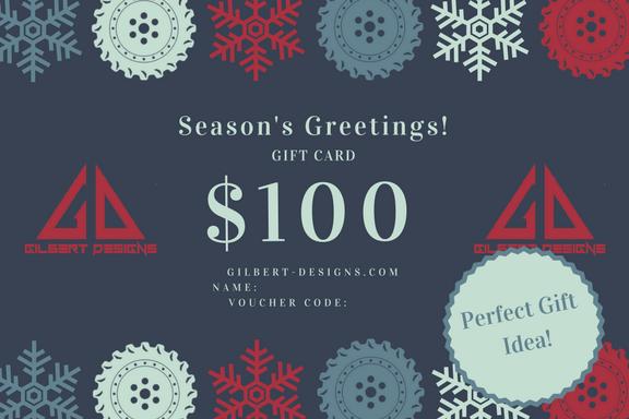 Gilbert Designs Gift Certificate